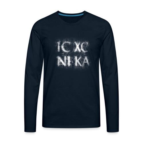 ICXC NIKA - Men's Premium Long Sleeve T-Shirt