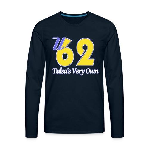U62 - Men's Premium Long Sleeve T-Shirt
