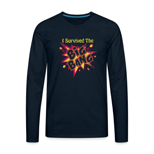 BIG BANG - Men's Premium Long Sleeve T-Shirt