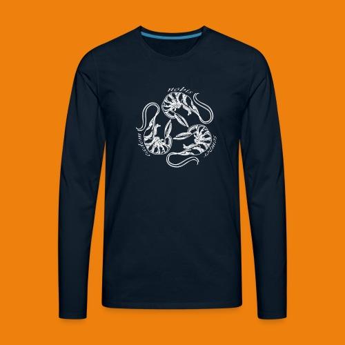 ErectShrimp - Men's Premium Long Sleeve T-Shirt