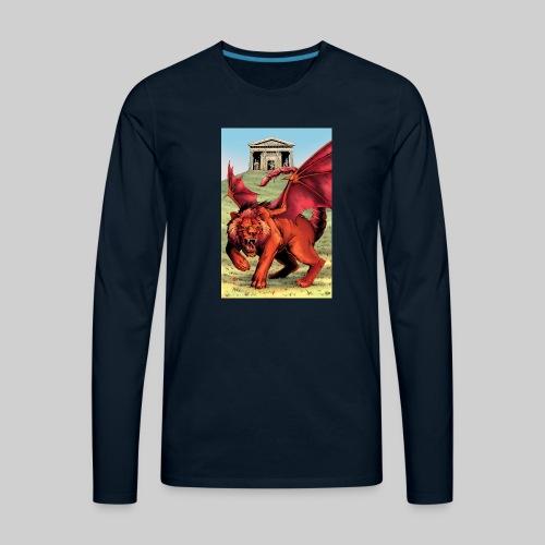 Manticore - Men's Premium Long Sleeve T-Shirt