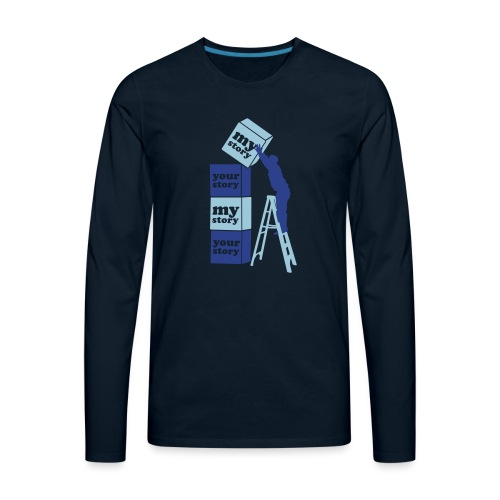 Storytopper - Men's Premium Long Sleeve T-Shirt
