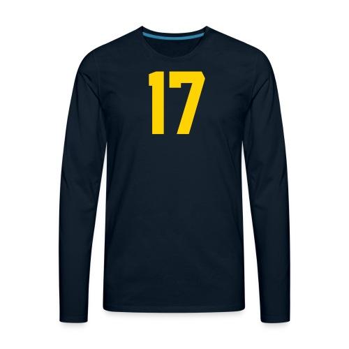 17 - Men's Premium Long Sleeve T-Shirt