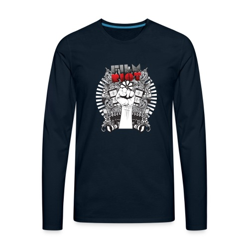 Film Riot - Men's Premium Long Sleeve T-Shirt