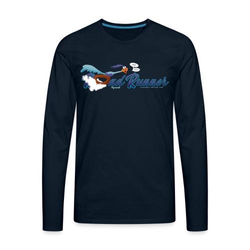 Plymouth Road Runner - Legends Never Die - Men's Premium Long Sleeve T-Shirt
