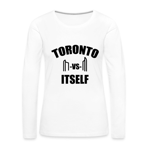 6 Versus 6 - Women's Premium Long Sleeve T-Shirt