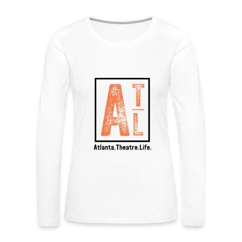 Original Logo - Women's Premium Long Sleeve T-Shirt
