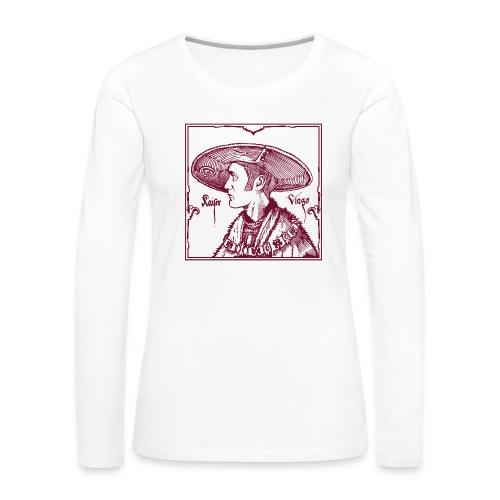 Viago - Women's Premium Long Sleeve T-Shirt