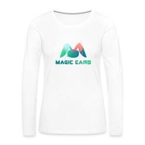 MagicStar - Women's Premium Long Sleeve T-Shirt