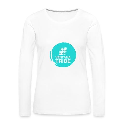 Ventana Tribe Circle - Women's Premium Long Sleeve T-Shirt