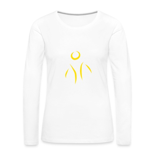 Little Survivors Support Logo - Women's Premium Long Sleeve T-Shirt