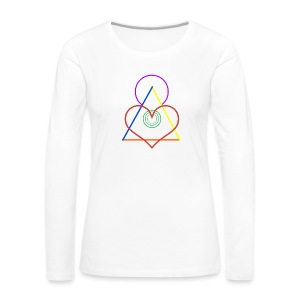 Angel - Women's Premium Long Sleeve T-Shirt