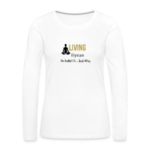 Yoga - Women's Premium Long Sleeve T-Shirt