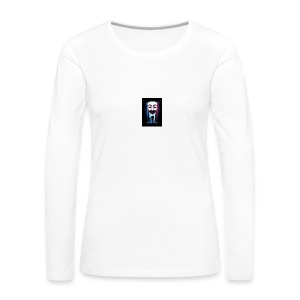 Fsociety Elliot - Women's Premium Long Sleeve T-Shirt