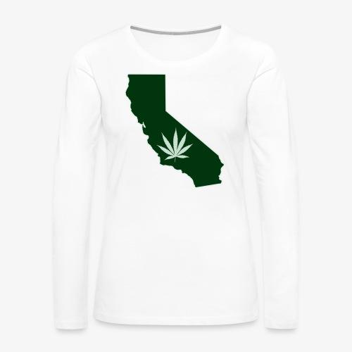 weed - Women's Premium Long Sleeve T-Shirt