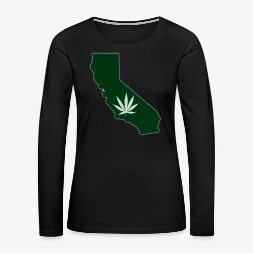 weed - Women's Premium Long Sleeve T-Shirt