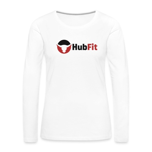 png png - Women's Premium Slim Fit Long Sleeve T-Shirt
