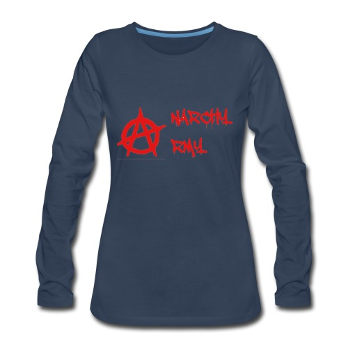 Anarchy Army LOGO - Women's Premium Long Sleeve T-Shirt