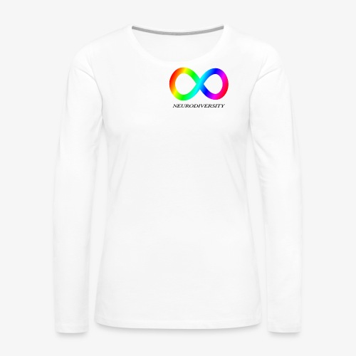 Neurodiversity - Women's Premium Long Sleeve T-Shirt