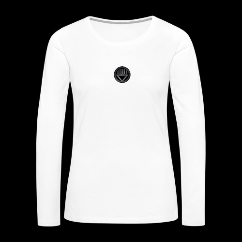 Knight654 Logo - Women's Premium Long Sleeve T-Shirt