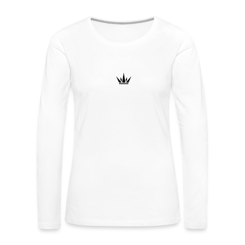 DUKE's CROWN - Women's Premium Long Sleeve T-Shirt