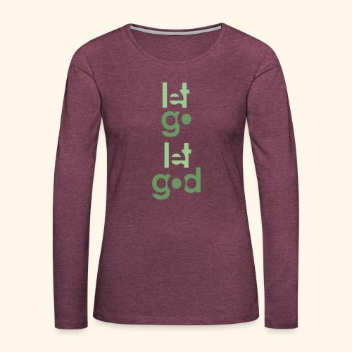 LGLG #9 - Women's Premium Long Sleeve T-Shirt