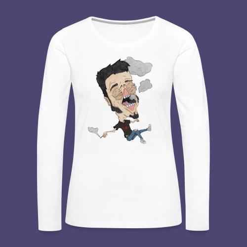 Floatin - Women's Premium Long Sleeve T-Shirt