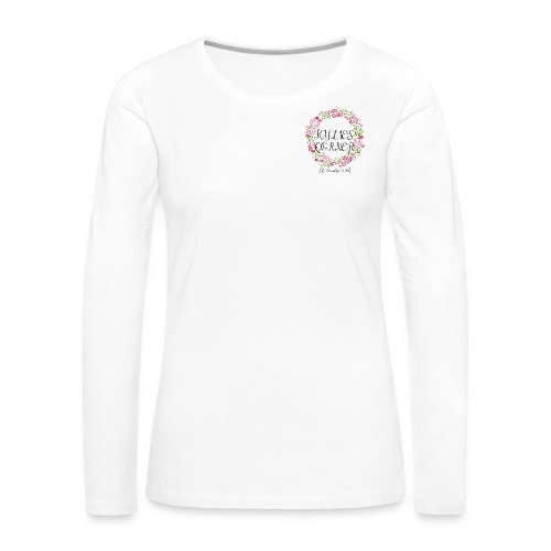 Inspired By Kylie's Corner T-Shirt - Women's Premium Long Sleeve T-Shirt