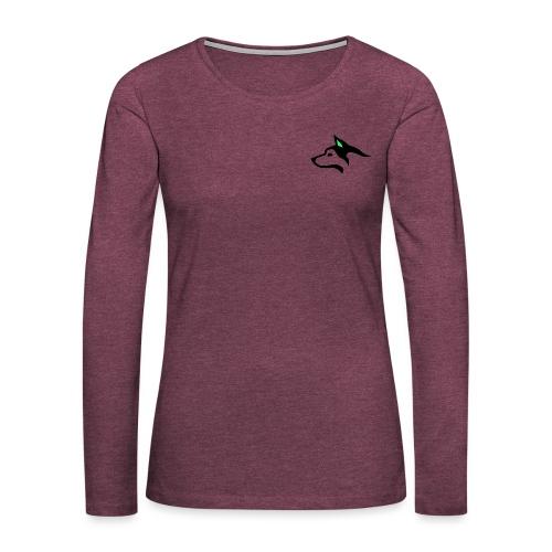 Quebec - Women's Premium Long Sleeve T-Shirt