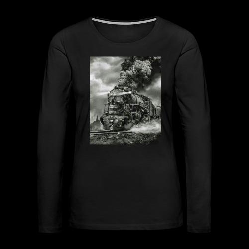 timezone - Women's Premium Long Sleeve T-Shirt