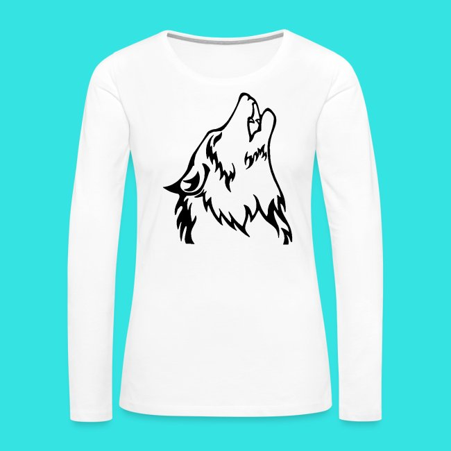 Wolf (back)