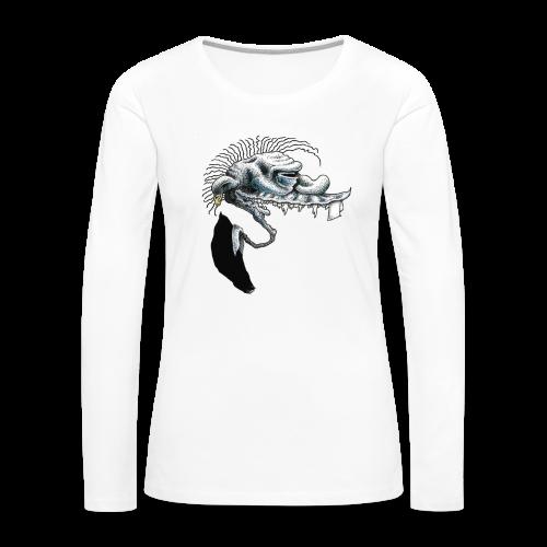 Punk Rock Hooligan - Women's Premium Long Sleeve T-Shirt
