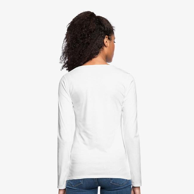 Jennifer Garner NATURE White Long Sleeve Shirt