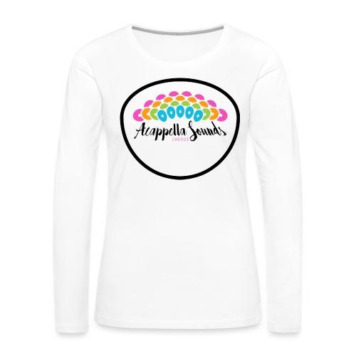 crest - Women's Premium Long Sleeve T-Shirt