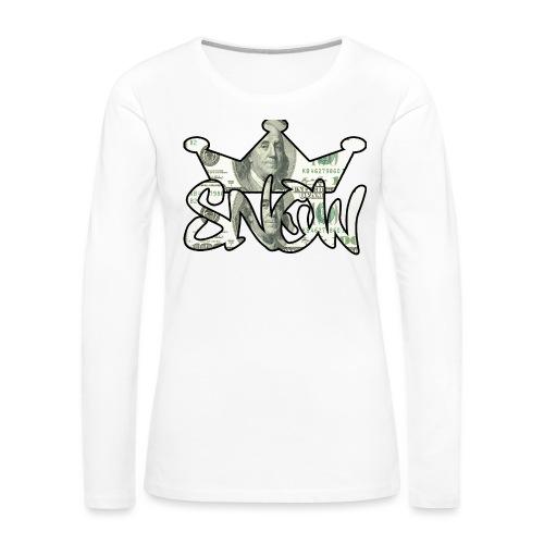 Snow Boss Life - Women's Premium Long Sleeve T-Shirt