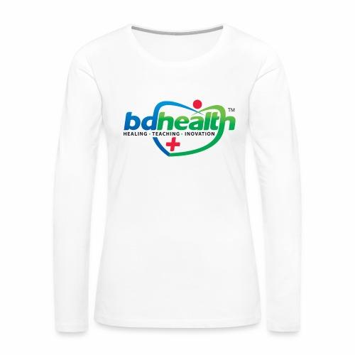 Medical Care - Women's Premium Long Sleeve T-Shirt