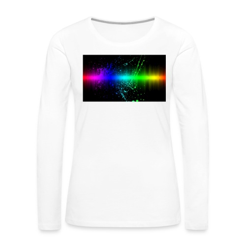 Keep It Real - Women's Premium Long Sleeve T-Shirt