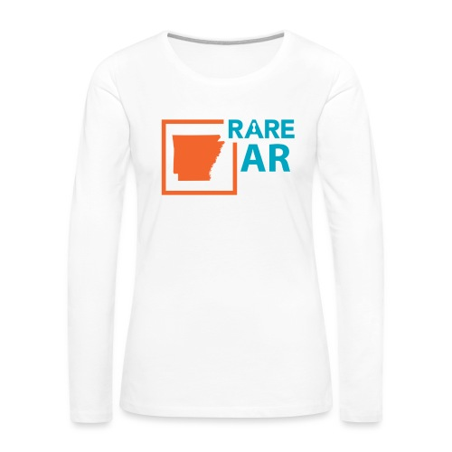 State_Ambassador_Logos_AR - Women's Premium Slim Fit Long Sleeve T-Shirt