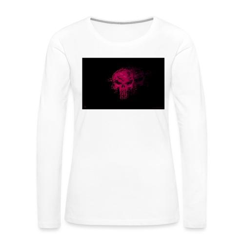 hkar.punisher - Women's Premium Long Sleeve T-Shirt