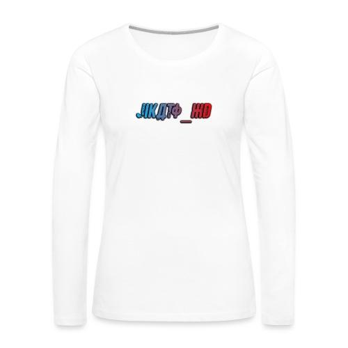 Jikato XD - Women's Premium Long Sleeve T-Shirt