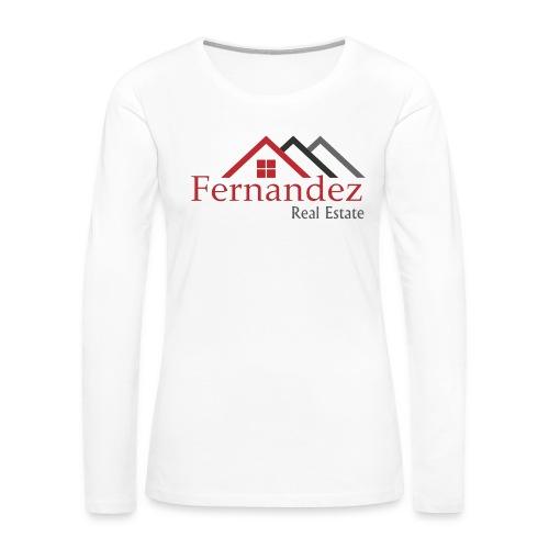 Fernandez Real Estate - Women's Premium Long Sleeve T-Shirt