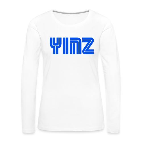 Segyinz - Women's Premium Slim Fit Long Sleeve T-Shirt