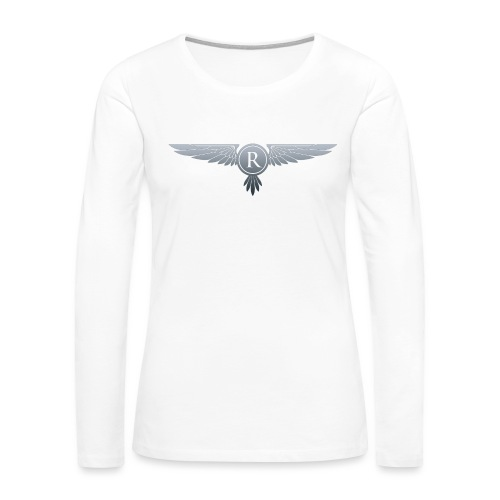 Ruin Gaming - Women's Premium Slim Fit Long Sleeve T-Shirt
