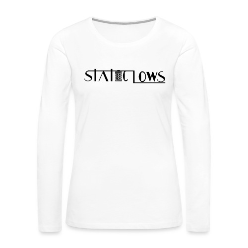 Staticlows - Women's Premium Long Sleeve T-Shirt