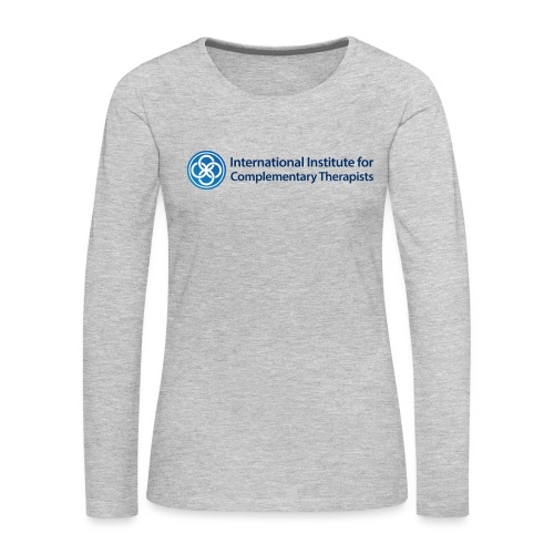 The IICT Brand - Women's Premium Long Sleeve T-Shirt