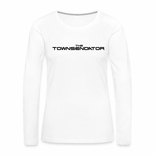 townsendator - Women's Premium Long Sleeve T-Shirt