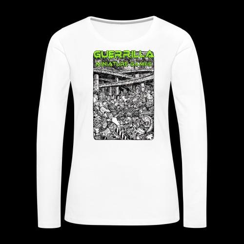 NEW GMG Tee - Women's Premium Long Sleeve T-Shirt