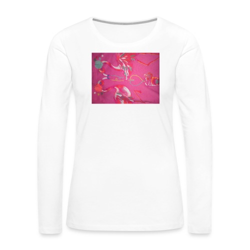 Drinks - Women's Premium Long Sleeve T-Shirt