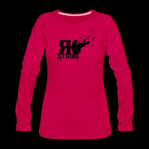 RKStudio Black Version - Women's Premium Long Sleeve T-Shirt