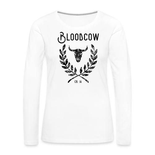bloodorg Women's T-Shirts - Women's Premium Long Sleeve T-Shirt